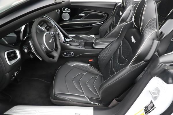 New 2020 Aston Martin DBS Superleggera Volante Convertible for sale $353,931 at Rolls-Royce Motor Cars Greenwich in Greenwich CT 06830 14