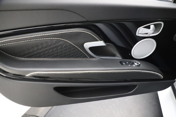 New 2020 Aston Martin DBS Superleggera Volante for sale Sold at Rolls-Royce Motor Cars Greenwich in Greenwich CT 06830 16