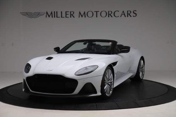 New 2020 Aston Martin DBS Superleggera Volante Convertible for sale $353,931 at Rolls-Royce Motor Cars Greenwich in Greenwich CT 06830 2