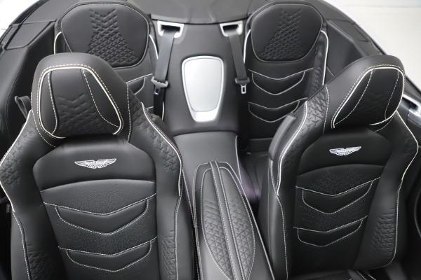 New 2020 Aston Martin DBS Superleggera Volante Convertible for sale $353,931 at Rolls-Royce Motor Cars Greenwich in Greenwich CT 06830 20