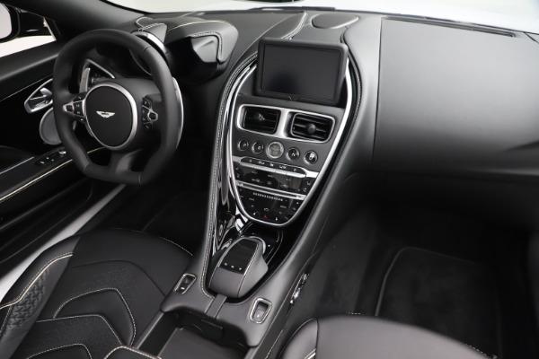 New 2020 Aston Martin DBS Superleggera Volante Convertible for sale $353,931 at Rolls-Royce Motor Cars Greenwich in Greenwich CT 06830 21
