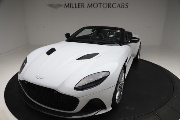 New 2020 Aston Martin DBS Superleggera Volante Convertible for sale $353,931 at Rolls-Royce Motor Cars Greenwich in Greenwich CT 06830 23