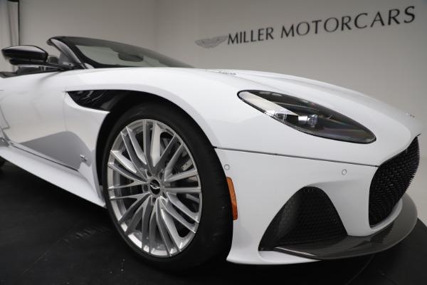 New 2020 Aston Martin DBS Superleggera Volante for sale Sold at Rolls-Royce Motor Cars Greenwich in Greenwich CT 06830 24