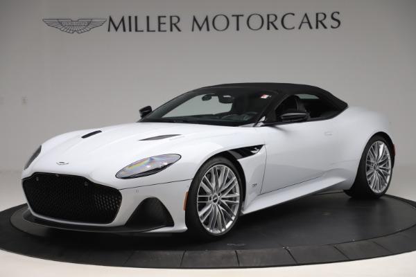 New 2020 Aston Martin DBS Superleggera Volante Convertible for sale $353,931 at Rolls-Royce Motor Cars Greenwich in Greenwich CT 06830 25