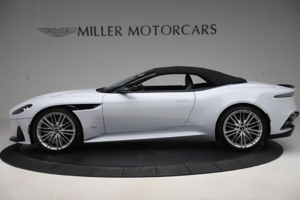 New 2020 Aston Martin DBS Superleggera Volante Convertible for sale $353,931 at Rolls-Royce Motor Cars Greenwich in Greenwich CT 06830 26