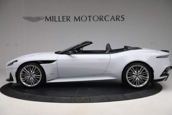 New 2020 Aston Martin DBS Superleggera Volante Convertible for sale $353,931 at Rolls-Royce Motor Cars Greenwich in Greenwich CT 06830 3