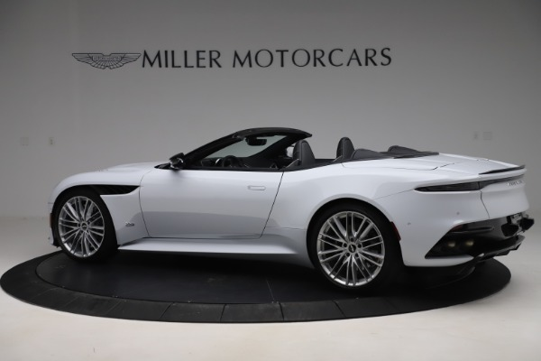 New 2020 Aston Martin DBS Superleggera Volante Convertible for sale $353,931 at Rolls-Royce Motor Cars Greenwich in Greenwich CT 06830 4