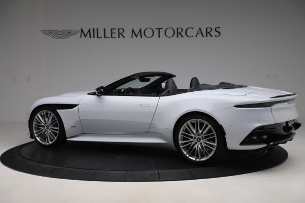 New 2020 Aston Martin DBS Superleggera Volante for sale Sold at Rolls-Royce Motor Cars Greenwich in Greenwich CT 06830 4