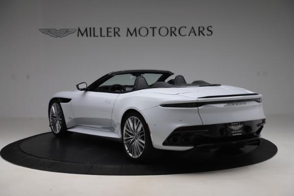 New 2020 Aston Martin DBS Superleggera Volante Convertible for sale $353,931 at Rolls-Royce Motor Cars Greenwich in Greenwich CT 06830 5