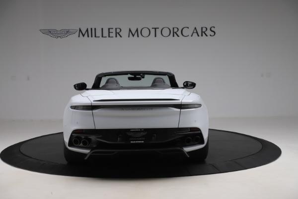 New 2020 Aston Martin DBS Superleggera Volante Convertible for sale $353,931 at Rolls-Royce Motor Cars Greenwich in Greenwich CT 06830 6