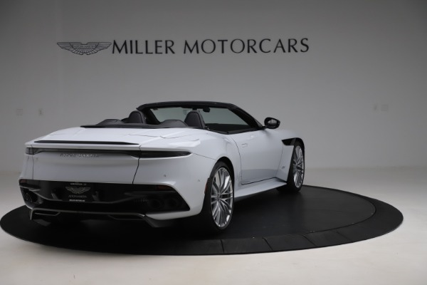 New 2020 Aston Martin DBS Superleggera Volante Convertible for sale $353,931 at Rolls-Royce Motor Cars Greenwich in Greenwich CT 06830 7