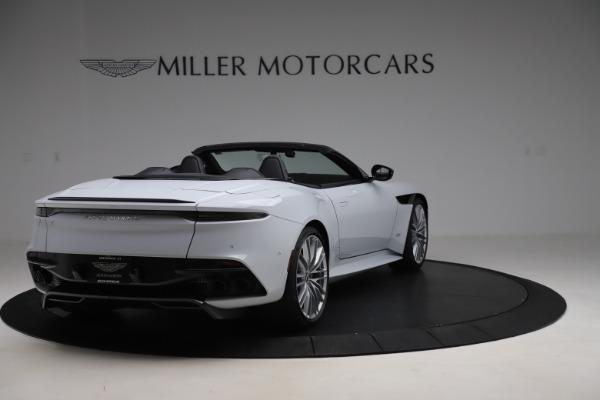 New 2020 Aston Martin DBS Superleggera Volante for sale Sold at Rolls-Royce Motor Cars Greenwich in Greenwich CT 06830 7