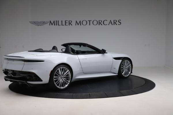 New 2020 Aston Martin DBS Superleggera Volante Convertible for sale $353,931 at Rolls-Royce Motor Cars Greenwich in Greenwich CT 06830 8