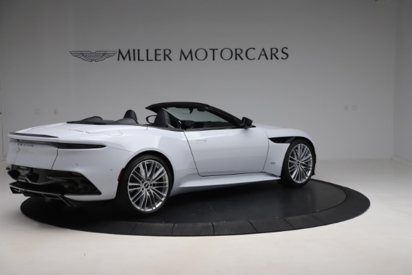 New 2020 Aston Martin DBS Superleggera Volante for sale Sold at Rolls-Royce Motor Cars Greenwich in Greenwich CT 06830 8