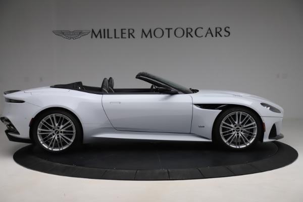 New 2020 Aston Martin DBS Superleggera Volante Convertible for sale $353,931 at Rolls-Royce Motor Cars Greenwich in Greenwich CT 06830 9