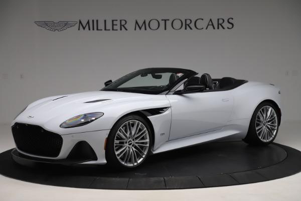 New 2020 Aston Martin DBS Superleggera Volante for sale Sold at Rolls-Royce Motor Cars Greenwich in Greenwich CT 06830 1