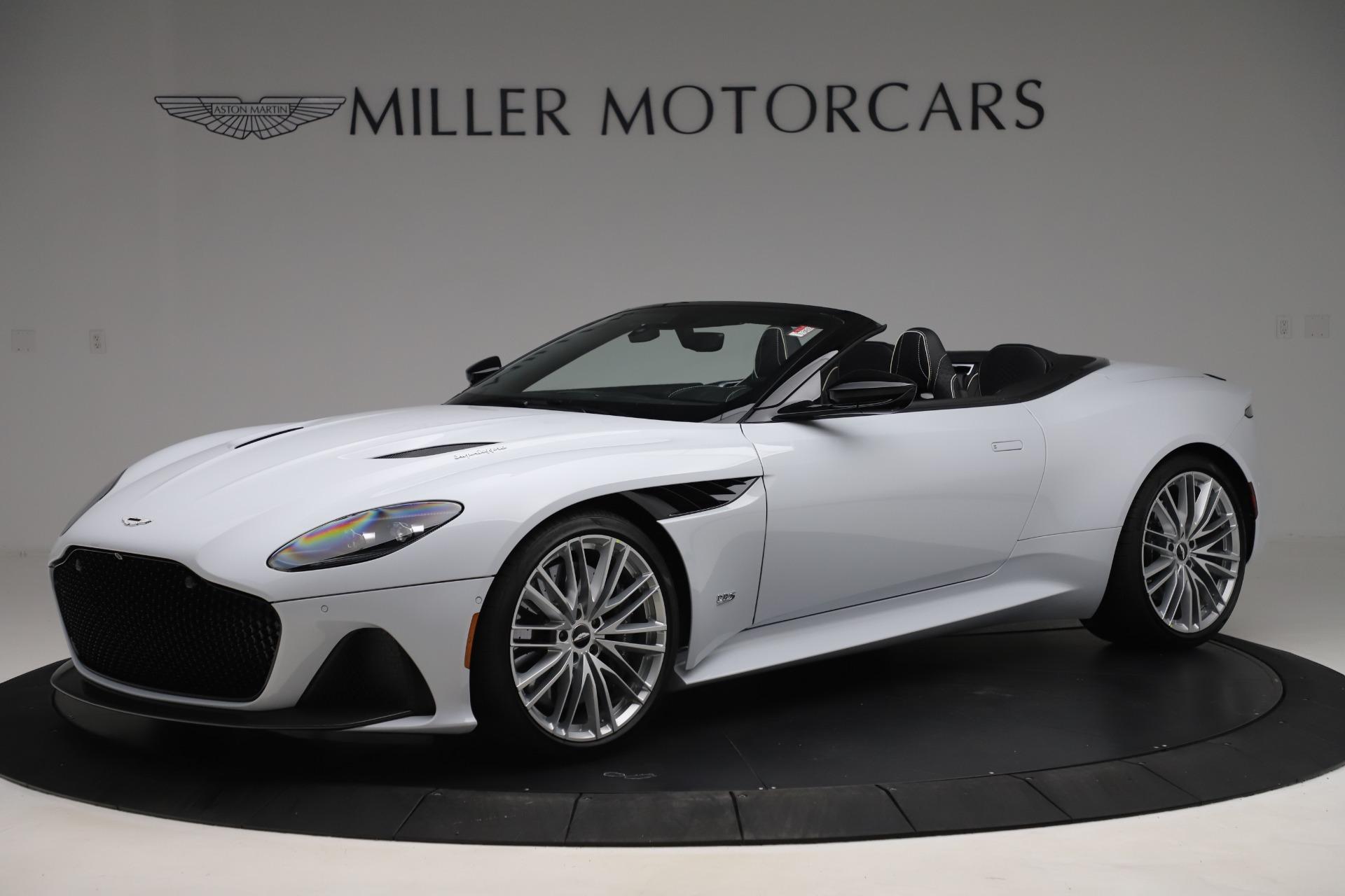 New 2020 Aston Martin DBS Superleggera Volante Convertible for sale $353,931 at Rolls-Royce Motor Cars Greenwich in Greenwich CT 06830 1