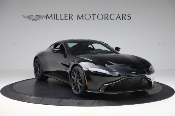 New 2020 Aston Martin Vantage AMR for sale $210,140 at Rolls-Royce Motor Cars Greenwich in Greenwich CT 06830 10