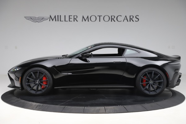 New 2020 Aston Martin Vantage AMR for sale $210,140 at Rolls-Royce Motor Cars Greenwich in Greenwich CT 06830 2