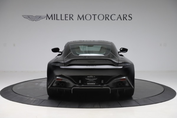 New 2020 Aston Martin Vantage AMR for sale $210,140 at Rolls-Royce Motor Cars Greenwich in Greenwich CT 06830 5
