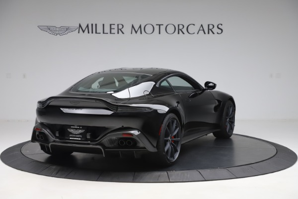 New 2020 Aston Martin Vantage AMR for sale $210,140 at Rolls-Royce Motor Cars Greenwich in Greenwich CT 06830 6