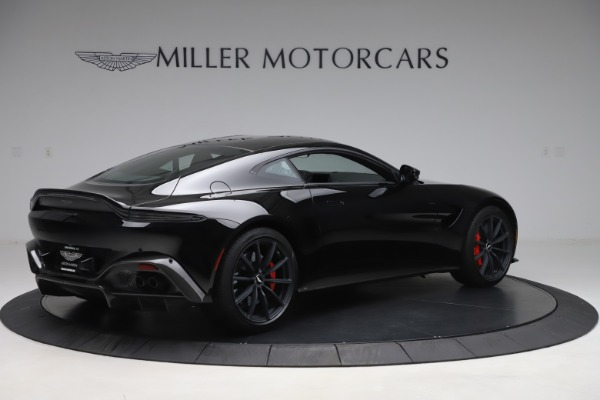 New 2020 Aston Martin Vantage AMR for sale $210,140 at Rolls-Royce Motor Cars Greenwich in Greenwich CT 06830 7