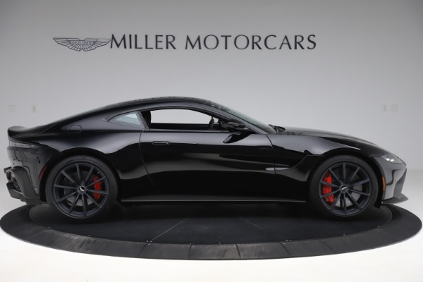 New 2020 Aston Martin Vantage AMR for sale $210,140 at Rolls-Royce Motor Cars Greenwich in Greenwich CT 06830 8