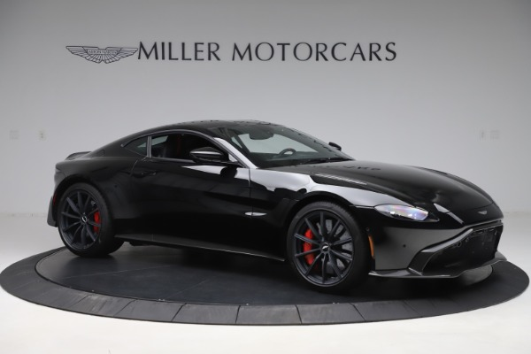 New 2020 Aston Martin Vantage AMR for sale $210,140 at Rolls-Royce Motor Cars Greenwich in Greenwich CT 06830 9