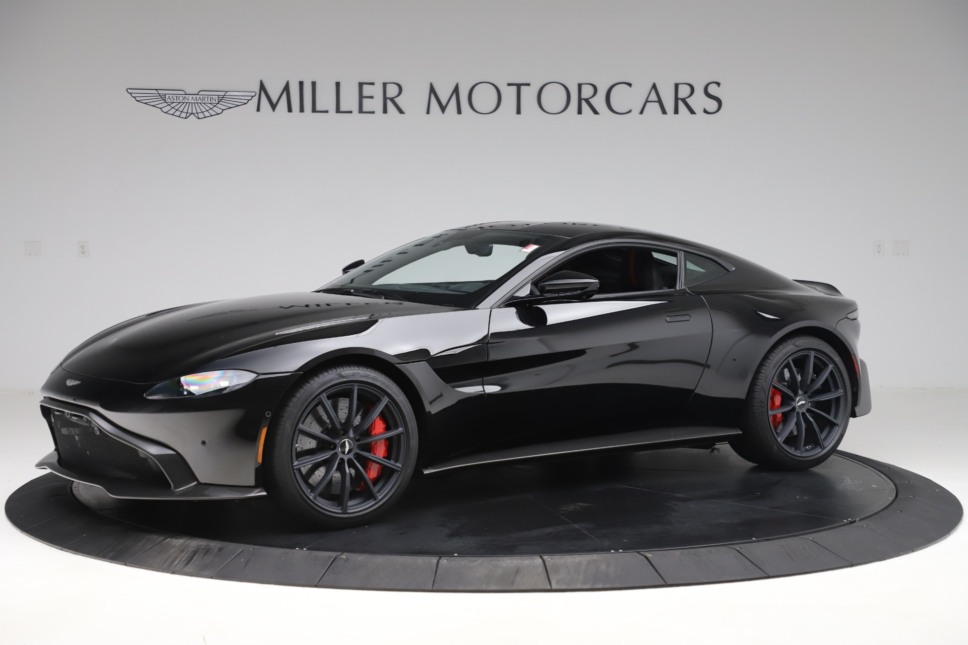 New 2020 Aston Martin Vantage AMR for sale $210,140 at Rolls-Royce Motor Cars Greenwich in Greenwich CT 06830 1