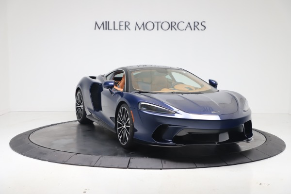 New 2020 McLaren GT Coupe for sale $244,675 at Rolls-Royce Motor Cars Greenwich in Greenwich CT 06830 10