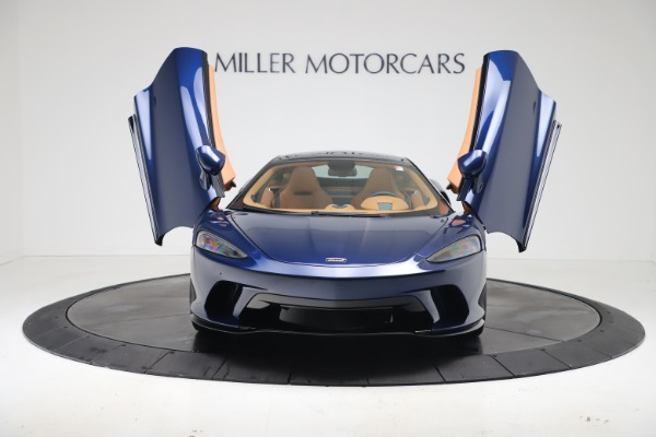 New 2020 McLaren GT Coupe for sale $244,675 at Rolls-Royce Motor Cars Greenwich in Greenwich CT 06830 12