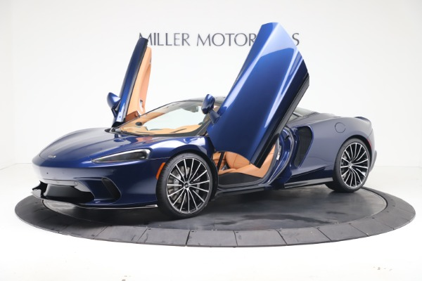 Used 2020 McLaren GT Luxe for sale Call for price at Rolls-Royce Motor Cars Greenwich in Greenwich CT 06830 13