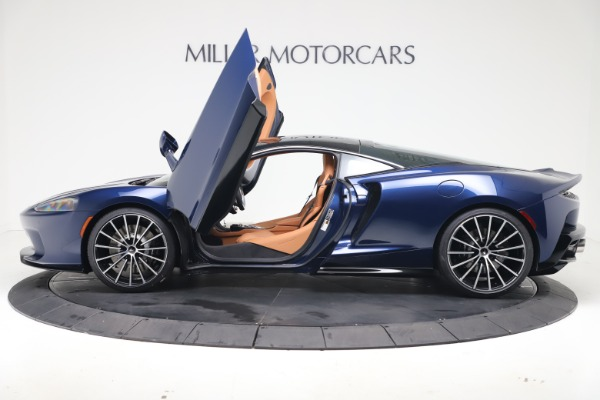 New 2020 McLaren GT Coupe for sale $244,675 at Rolls-Royce Motor Cars Greenwich in Greenwich CT 06830 14