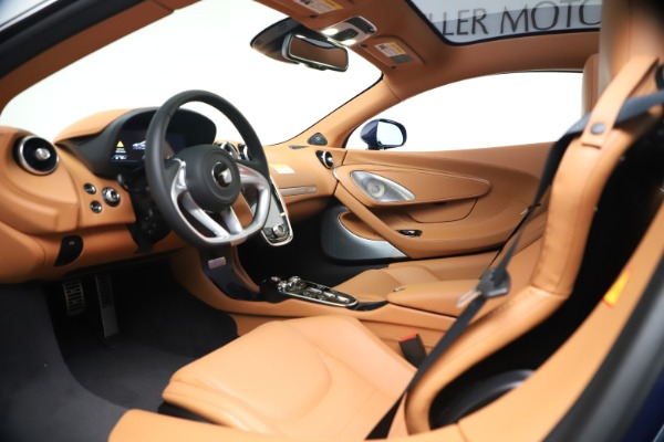 New 2020 McLaren GT Coupe for sale $244,675 at Rolls-Royce Motor Cars Greenwich in Greenwich CT 06830 15
