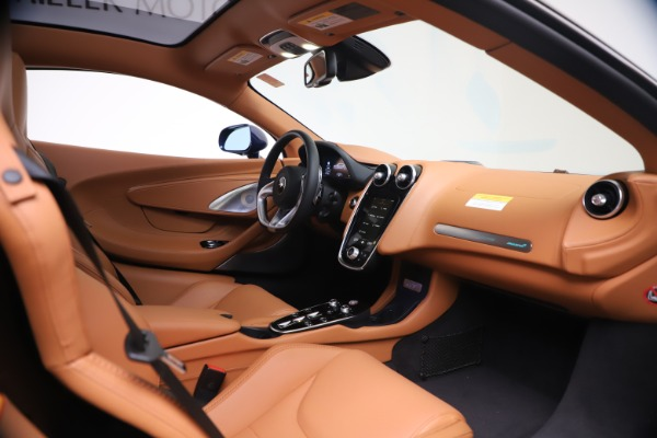 New 2020 McLaren GT Coupe for sale $244,675 at Rolls-Royce Motor Cars Greenwich in Greenwich CT 06830 18