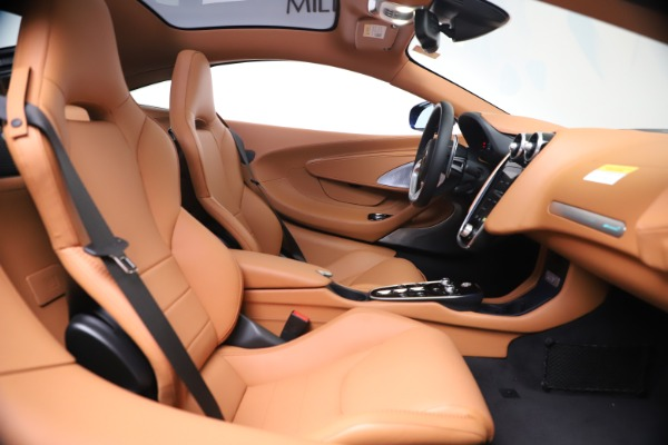 New 2020 McLaren GT Coupe for sale $244,675 at Rolls-Royce Motor Cars Greenwich in Greenwich CT 06830 19