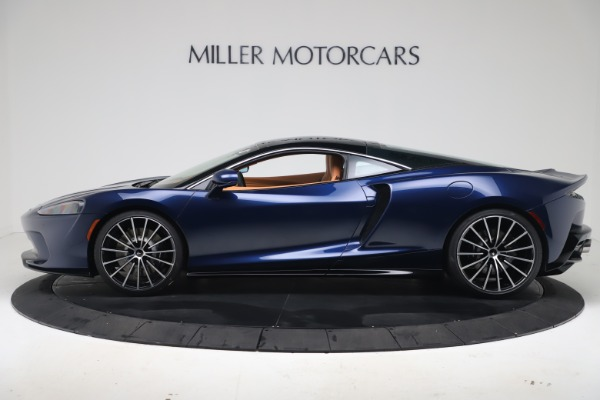 New 2020 McLaren GT Coupe for sale $244,675 at Rolls-Royce Motor Cars Greenwich in Greenwich CT 06830 2