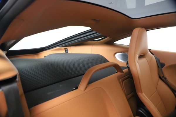 Used 2020 McLaren GT Luxe for sale Call for price at Rolls-Royce Motor Cars Greenwich in Greenwich CT 06830 21