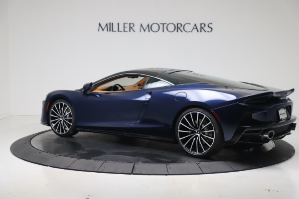 New 2020 McLaren GT Coupe for sale $244,675 at Rolls-Royce Motor Cars Greenwich in Greenwich CT 06830 3