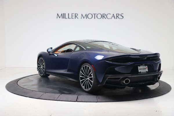 Used 2020 McLaren GT Luxe for sale Call for price at Rolls-Royce Motor Cars Greenwich in Greenwich CT 06830 4