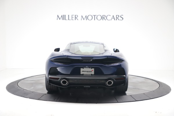 New 2020 McLaren GT Coupe for sale $244,675 at Rolls-Royce Motor Cars Greenwich in Greenwich CT 06830 5