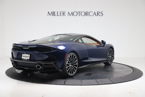 Used 2020 McLaren GT Luxe for sale Call for price at Rolls-Royce Motor Cars Greenwich in Greenwich CT 06830 6