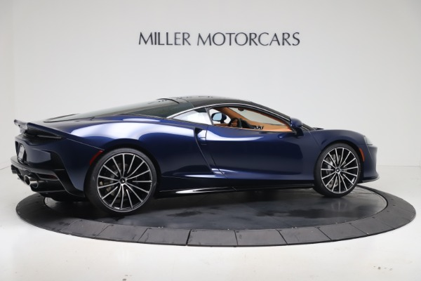 New 2020 McLaren GT Coupe for sale $244,675 at Rolls-Royce Motor Cars Greenwich in Greenwich CT 06830 7