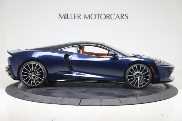 New 2020 McLaren GT Coupe for sale $244,675 at Rolls-Royce Motor Cars Greenwich in Greenwich CT 06830 8