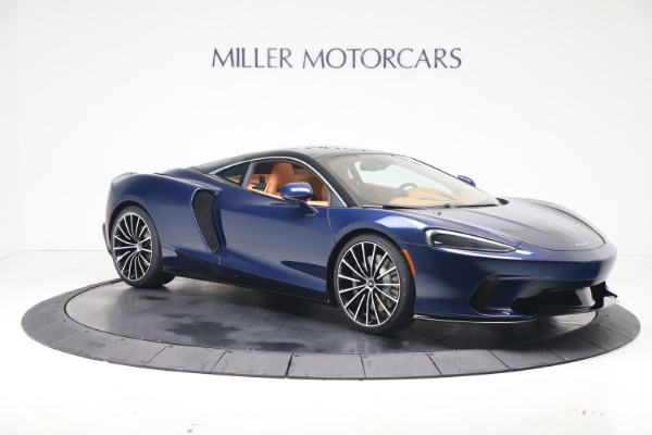 New 2020 McLaren GT Coupe for sale $244,675 at Rolls-Royce Motor Cars Greenwich in Greenwich CT 06830 9