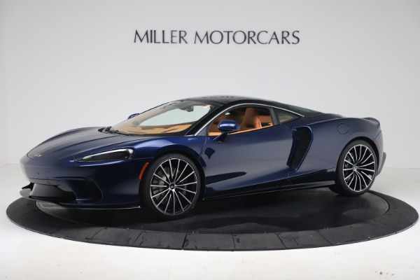 New 2020 McLaren GT Coupe for sale $244,675 at Rolls-Royce Motor Cars Greenwich in Greenwich CT 06830 1