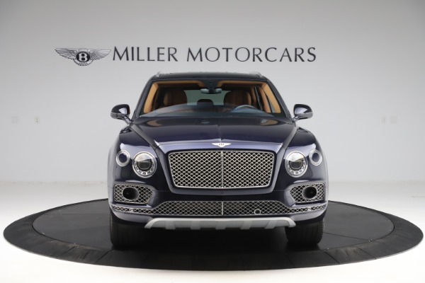 Used 2017 Bentley Bentayga W12 for sale Sold at Rolls-Royce Motor Cars Greenwich in Greenwich CT 06830 12