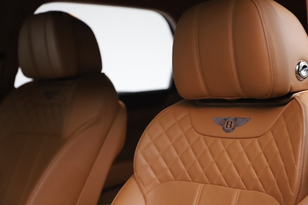Used 2017 Bentley Bentayga W12 for sale Sold at Rolls-Royce Motor Cars Greenwich in Greenwich CT 06830 16