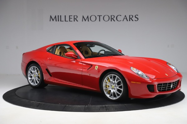 Used 2008 Ferrari 599 GTB Fiorano for sale $159,900 at Rolls-Royce Motor Cars Greenwich in Greenwich CT 06830 11