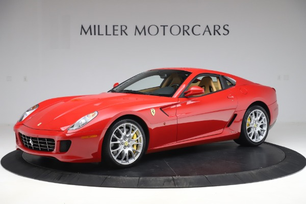 Used 2008 Ferrari 599 GTB Fiorano for sale $159,900 at Rolls-Royce Motor Cars Greenwich in Greenwich CT 06830 2